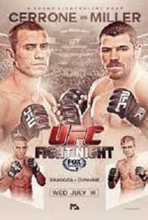Ufc Fight Night 45 Cerrone Vs Miller