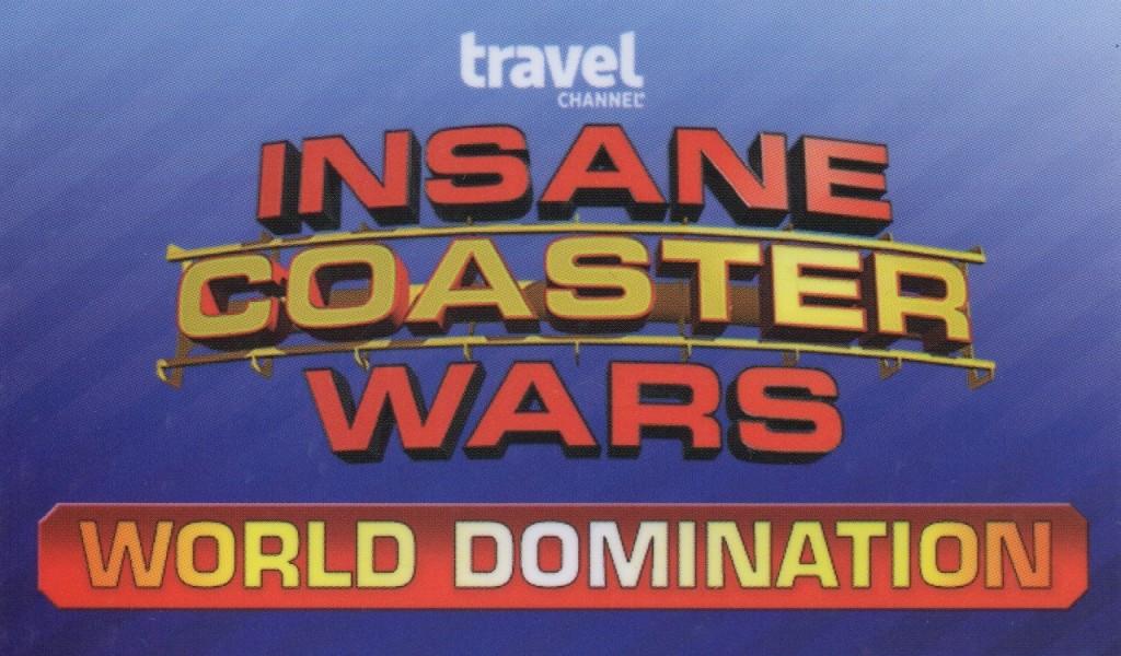 Insane Coaster Wars: Season 1