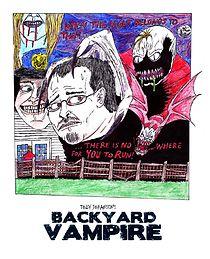 Backyard Vampire