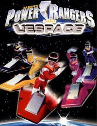 Power Rangers In Space