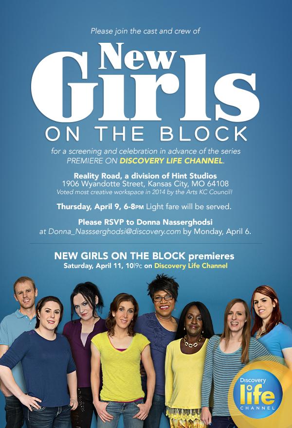 New Girls On The Block: Season 1