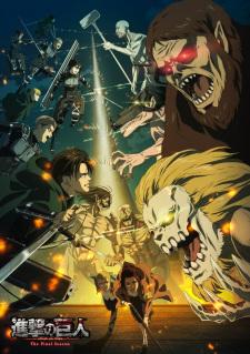 Attack On Titan Final Season (dub)