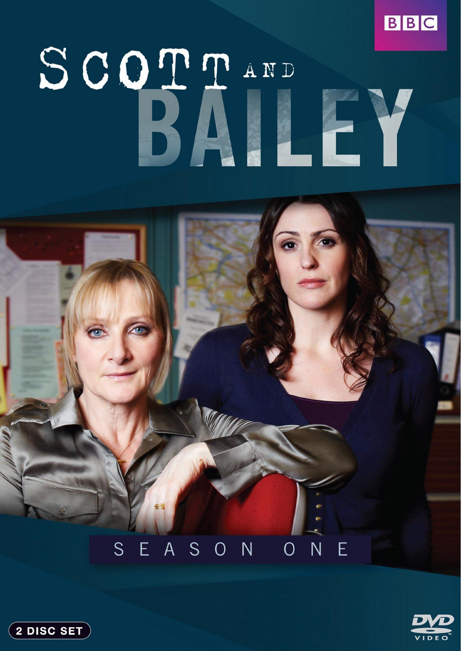 Scott & Bailey: Season 1