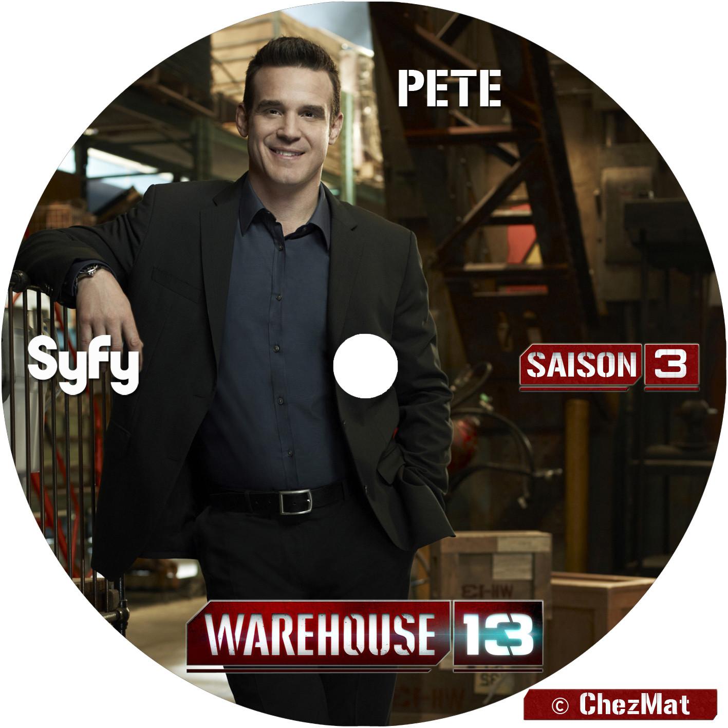 Warehouse 13: Season 3