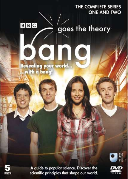 Bang Goes The Theory: Season 3