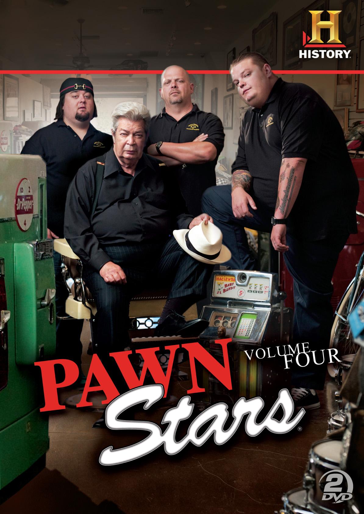 Pawn Stars: Season 4