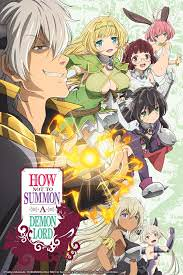 How Not To Summon A Demon Lord (dub)