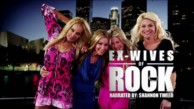Ex-wives Of Rock: Season 1
