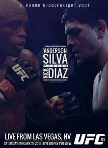 Countdown To Ufc 183 Silva Vs Diaz