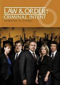 Law & Order: Criminal Intent: Season 6