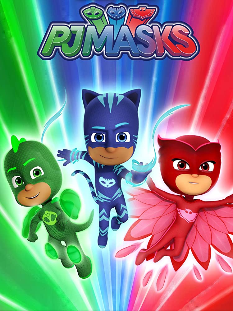 Pj Masks: Season 1