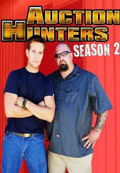 Auction Hunters: Season 2
