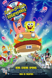 The Sponge Bob Square Pants Movie
