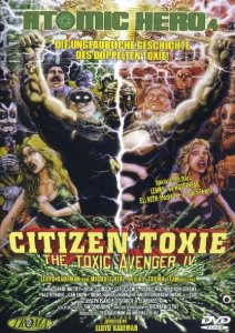Atomic Hero 4: Citizen Toxie