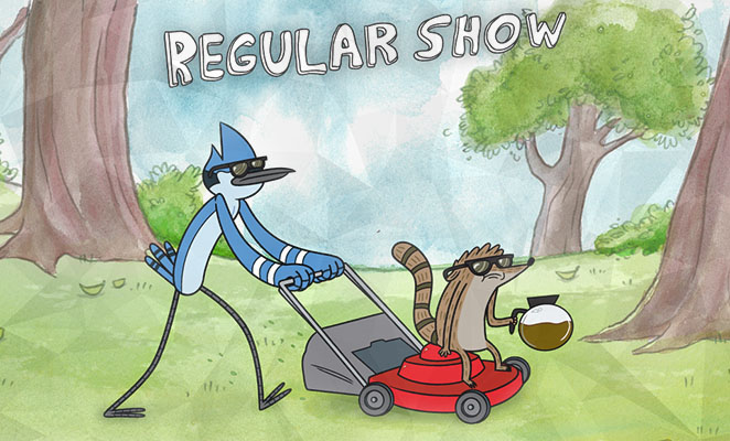 Regular Show: Season 7