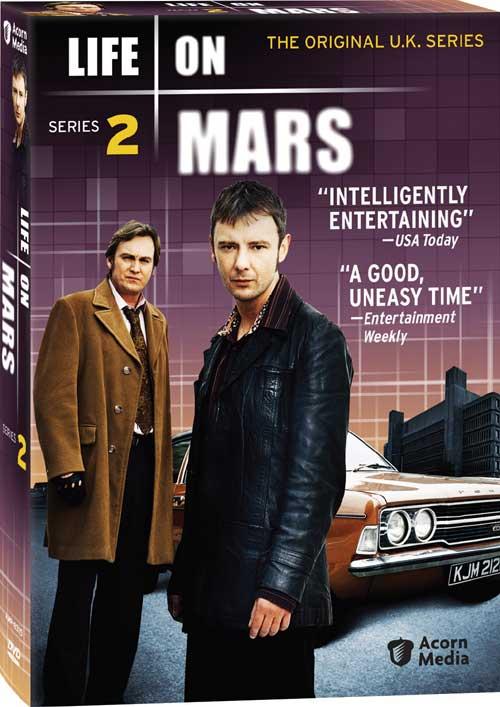 Life On Mars: Season 2