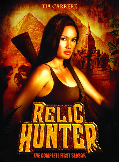Relic Hunter: Season 1