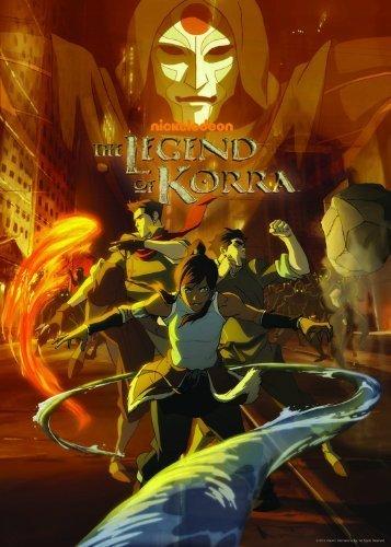 The Legend Of Korra: Season 4