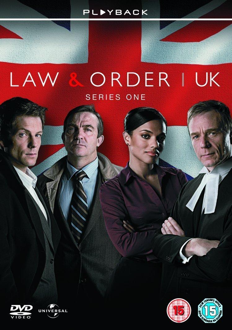 Law & Order: Uk: Season 1
