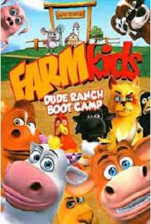 Farmkids: Dude Ranch Book Camp