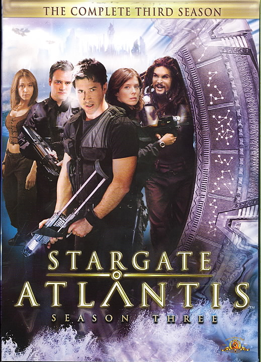 Stargate: Atlantis: Season 3