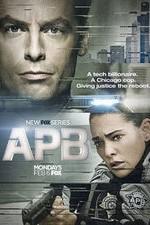 Apb: Season 1
