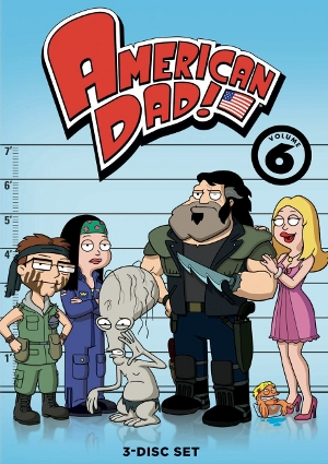 American Dad!: Season 6