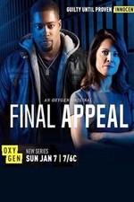 Final Appeal: Season 1