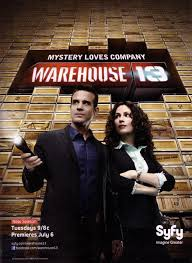 Warehouse 13: Season 4