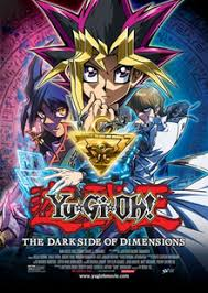 Yu-gi-oh!: The Dark Side Of Dimensions (dub)