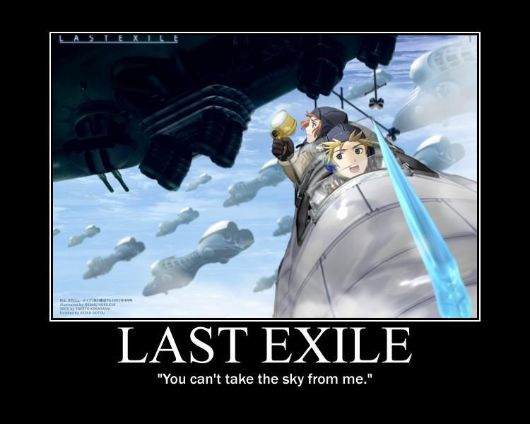 Last Exile: Season 1