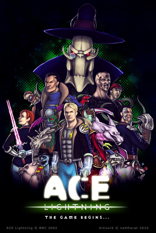 Ace Lightning: Season 2