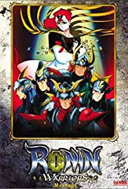 Ronin Warriors Message (sub)