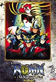 Ronin Warriors Message (dub)