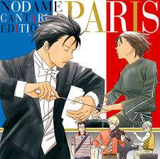Nodame Cantabile Paris Hen