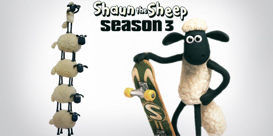 Shaun The Sheep: Season 3