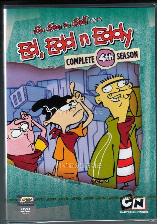 Ed, Edd, 'n' Eddy: Season 4