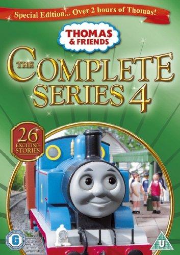 Thomas The Tank Engine & Friends: Season 4