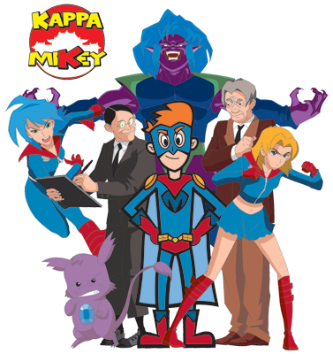 Kappa Mikey: Season 1