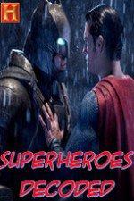 Superheroes Decoded: Season 1