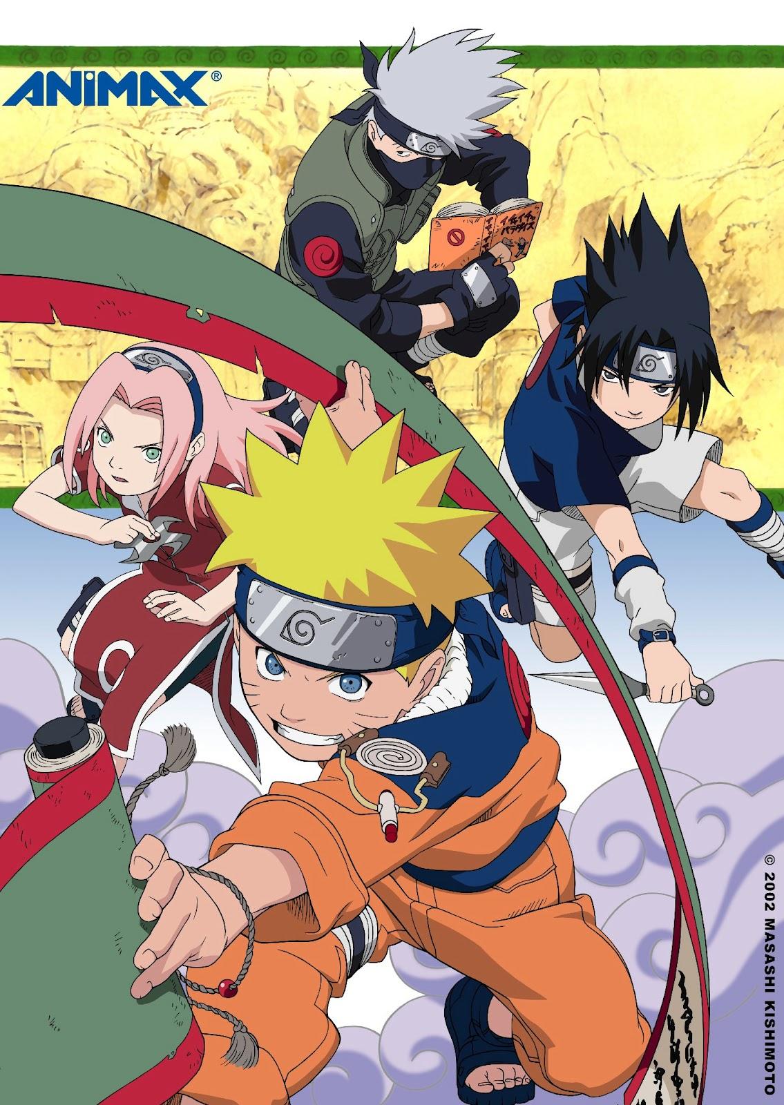 Naruto: Season 3