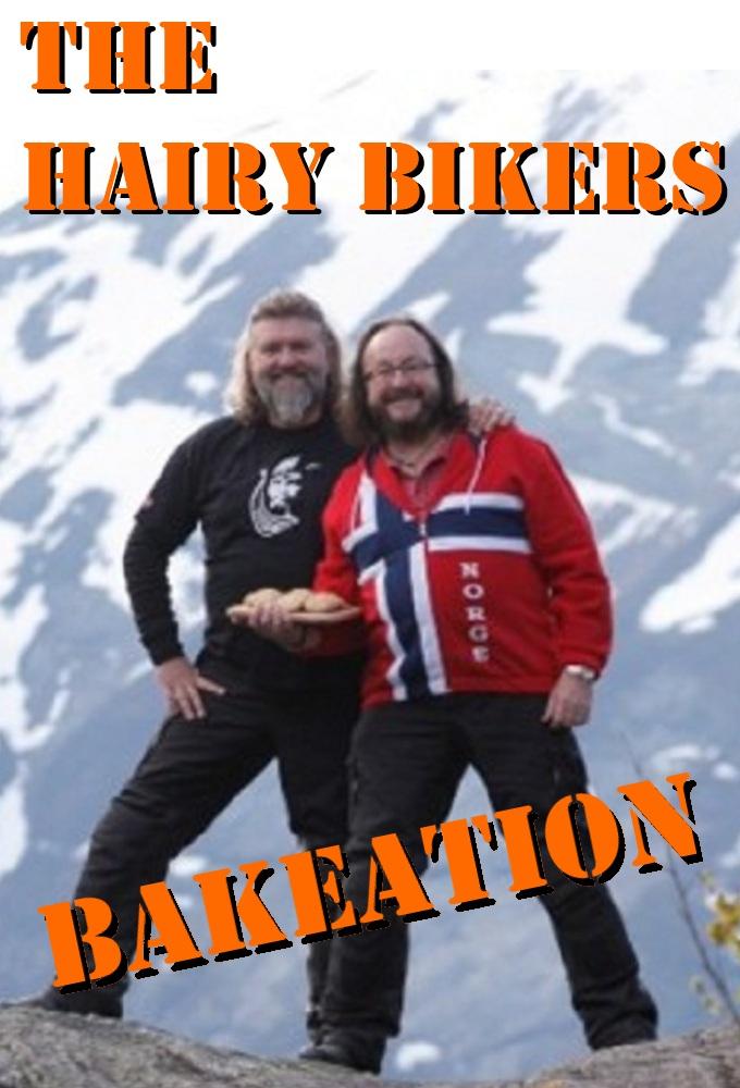 Hairy Bikers' Bakeation: Season 1