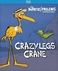Crazylegs Crane