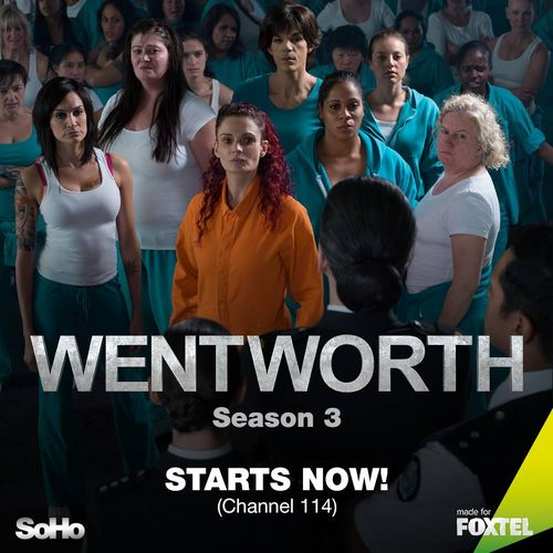 Wentworth Prison: Season 3