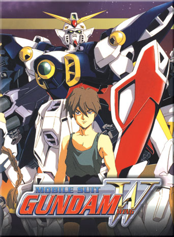 Mobile Suit Gundam Wing: Season 1