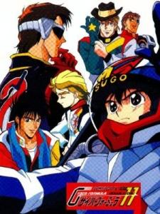 Shin Seiki Gpx Cyber Formula 11