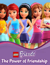 Lego Friends: The Power Of Friendship: Season 4
