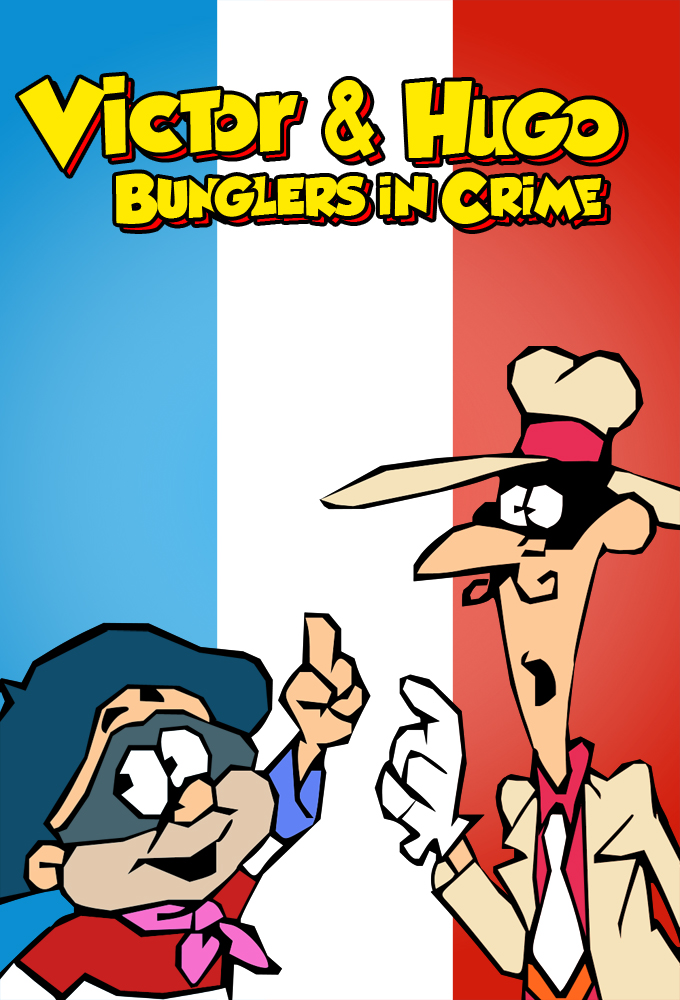Victor & Hugo: Bunglers In Crime: Season 2
