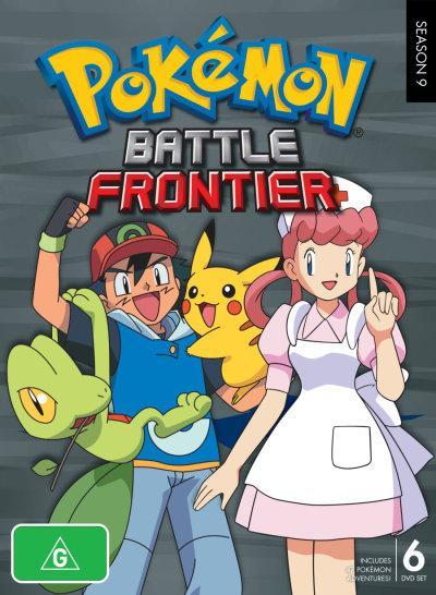Pokémon: Season 9