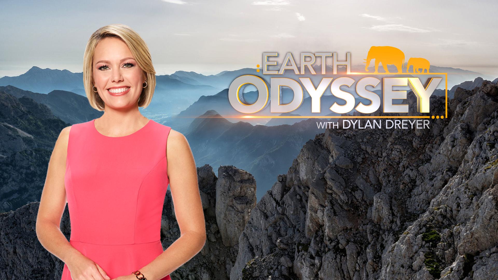 Earth Odyssey With Dylan Dreyer: Season 2